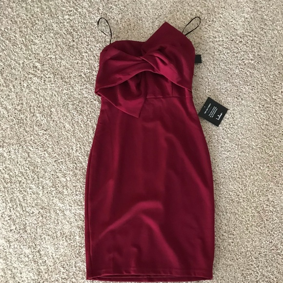 Lulu's Dresses & Skirts - Lulus red dress
